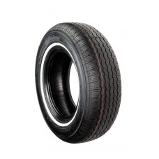 AVON 235/70 R15 101V TURBOSTEEL WHITEWALL TYRE