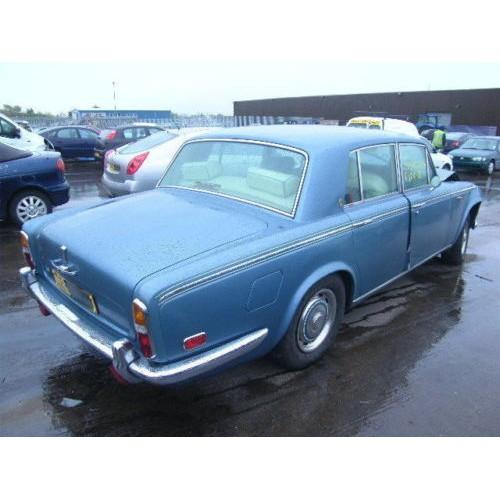Aftermarket Rolls Royce Silver Seraph Rear Brake Pads